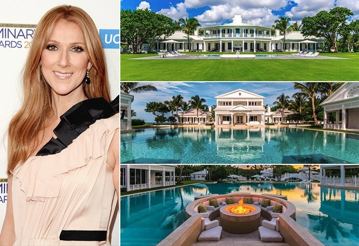 45 Jaw Dropping Celebrity Houses Take A Deep Breath