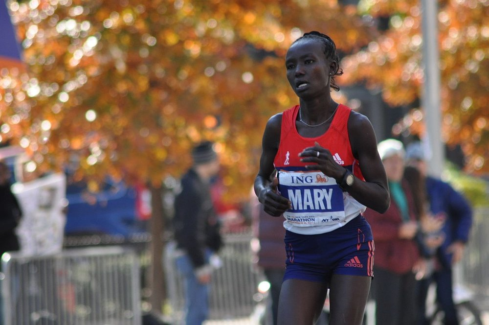 Flanagan Defeated Keitany with only 1 second time lead!