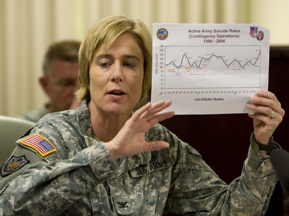 Former Army Psychiatrist Warns Potential Risks of Accepting Soldiers With Mental Disorders