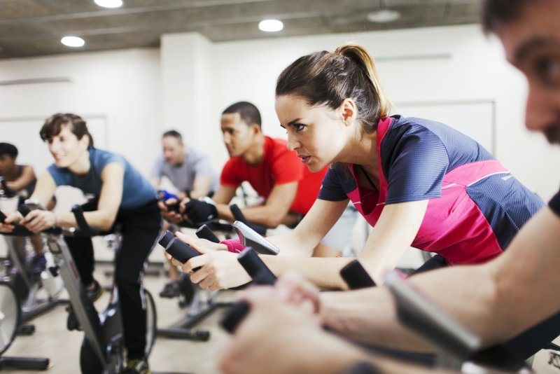 High Intensity Interval Exercise Helps People Lose Weight