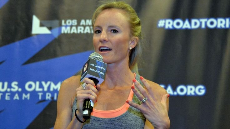 Shalane Flanagan had a hip injury last January