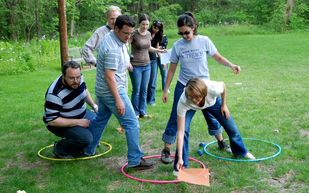 Team Building Activities Are Encouraged to Promote Employees' Welfare