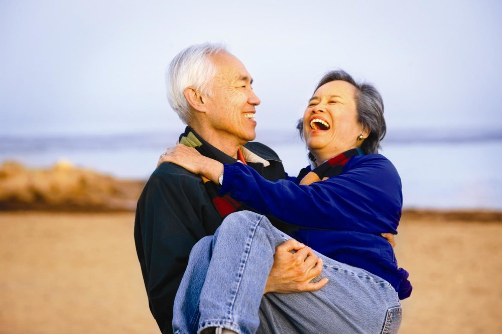Married Couple Who Are Happy When They Grow Old Tend to Lower Their Risks of Acquiring Dementia
