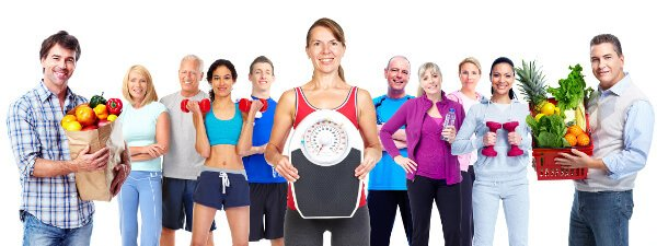 Seek Support Group to Lose Weight Together