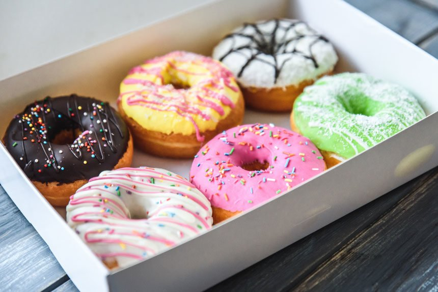 Dunkin Donuts to Remove Artificial Dyes on its Products