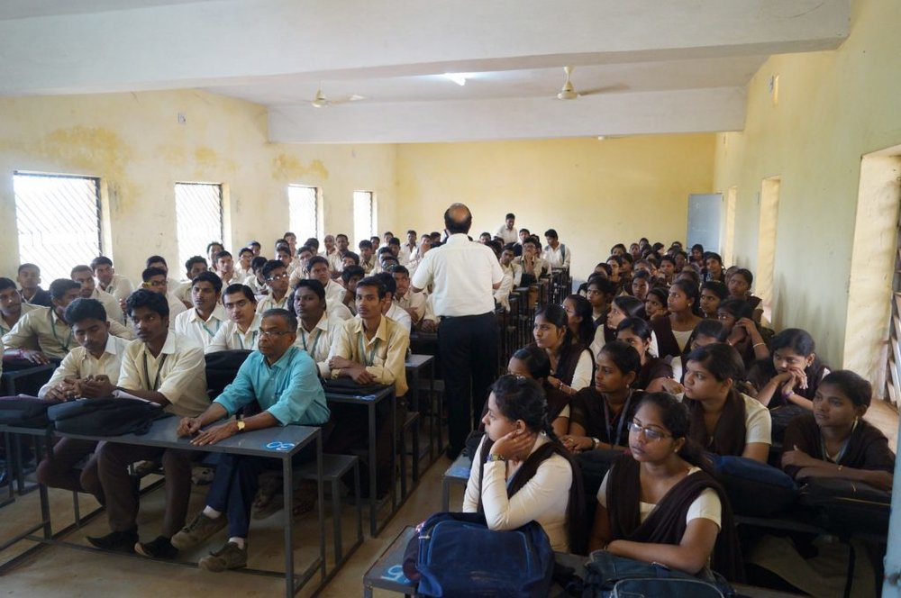 Education Minister Das Said the Odisha Government is Set to Build 10 Career Counseling Centers for Students