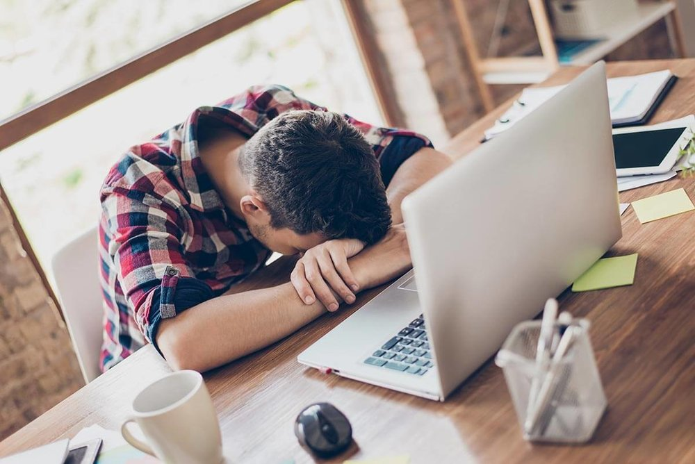 Most people tend to crave for an afternoon nap because they're not getting enough protein to stay alert and energized throughout the day.