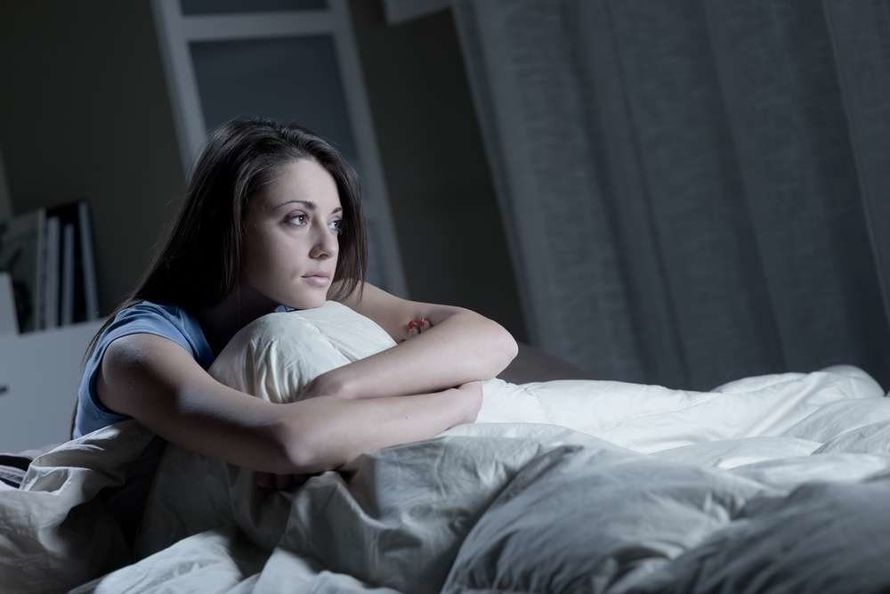 Having interrupted sleep increases your insulin resistance, which, in turn, triggers your carb cravings and cause you to have that low energy slump.