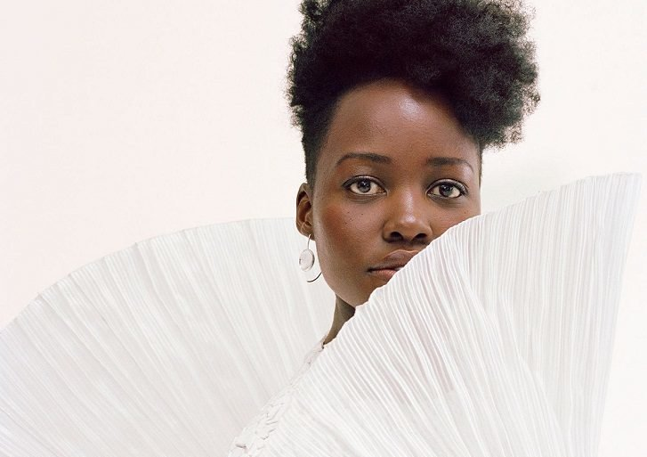 Nyong'o shared her first silent retreat experience exclusively on Marie Claire interview.