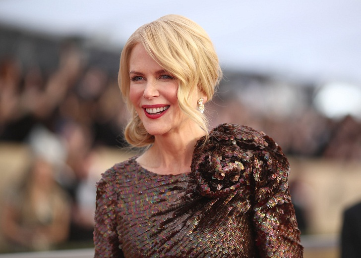 Kidman landed a multi-million deal with Chanel while she showcased their stunning gowns, dresses, and brilliant masterpiece creations.