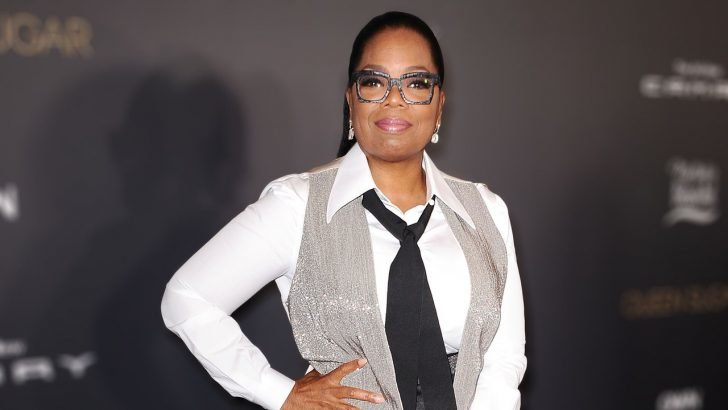 Oprah says your life is ten times much better no matter how futile you think it is.