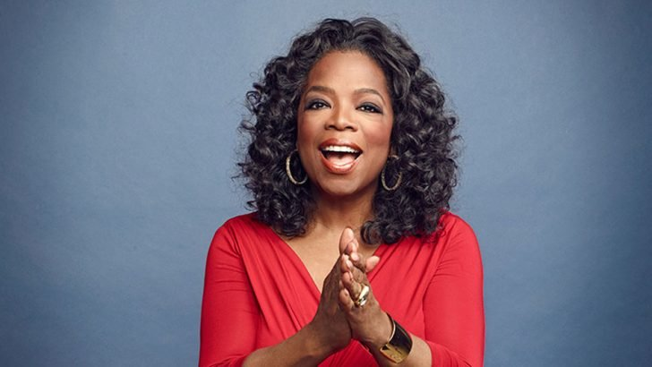 Oprah reminds everyone to focus on the blessings and opportunities they received instead of dwelling on life's negativity constantly.