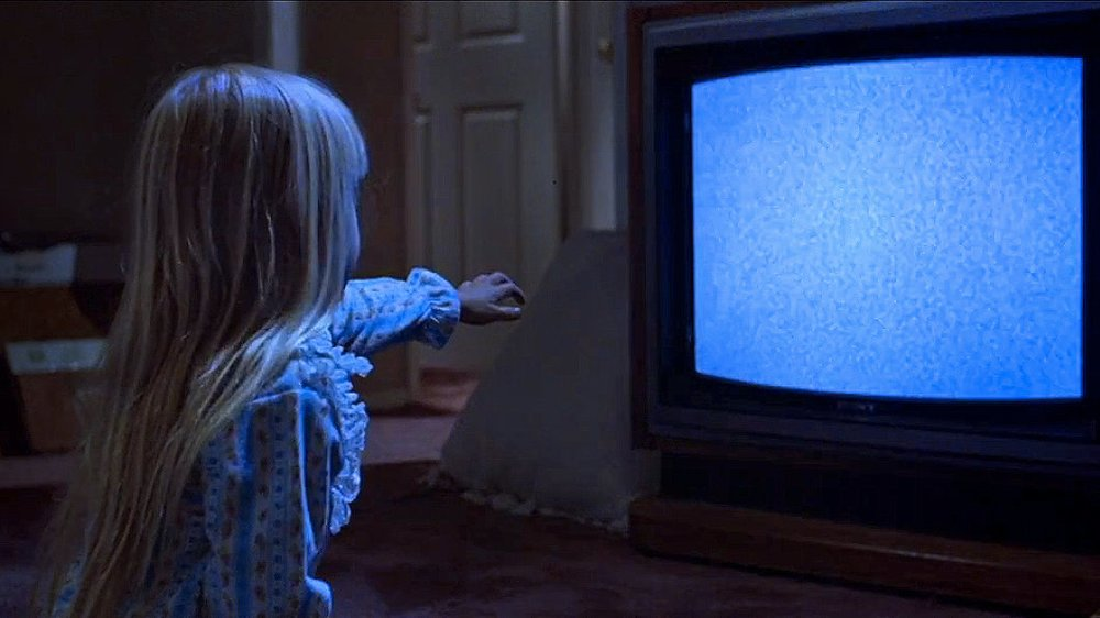 Poltergeist landed on the eighth spot as the highest grossing film in 1982.