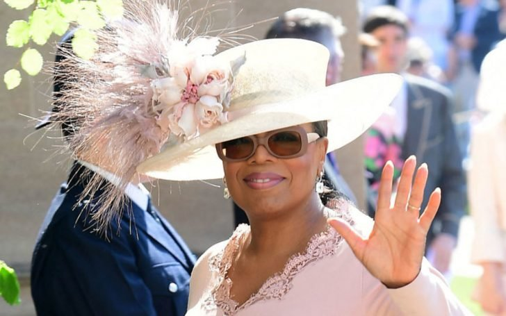 Prince Harry and Oprah serve as the show's content creators, partners, and executive producers.