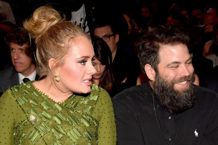 The reason behind Adele and Simon's breakup resembles