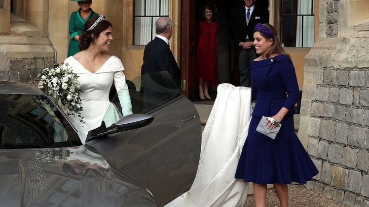 It remains unclear whether Princess Eugenie published the post herself or one of her royal members did it on behalf of her.