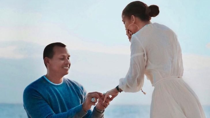 After dating for two years, the couple revealed via Instagram Story that they were finally engaged back on March 9, 2019.