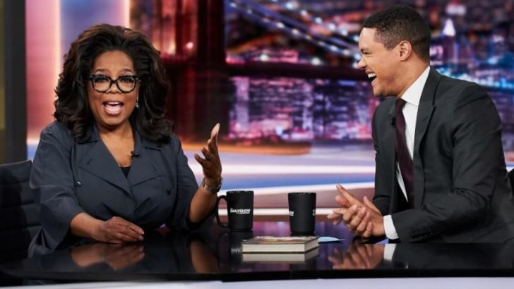 Instead of spending dollars to purchase avocados, Oprah chose to grow orchard in her garden.