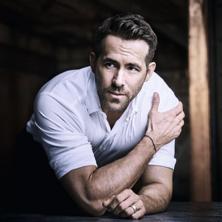 Reynolds is excited to work with Armani Code to promote his signature scent as well as sharing his self-care rituals to his fans.