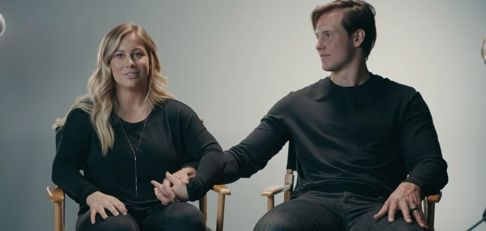 Shawn Johnson revealed she felt guilty and had depression when she learned she had a miscarriage.