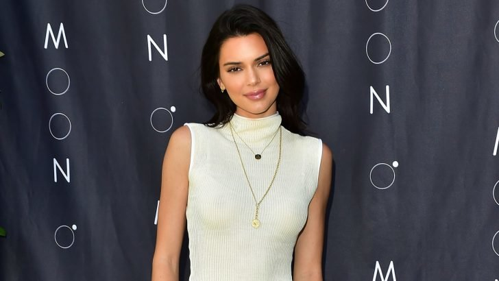 Before filing the trademark patent, Kendall Jenner already launched an oral-care brand named Moon.