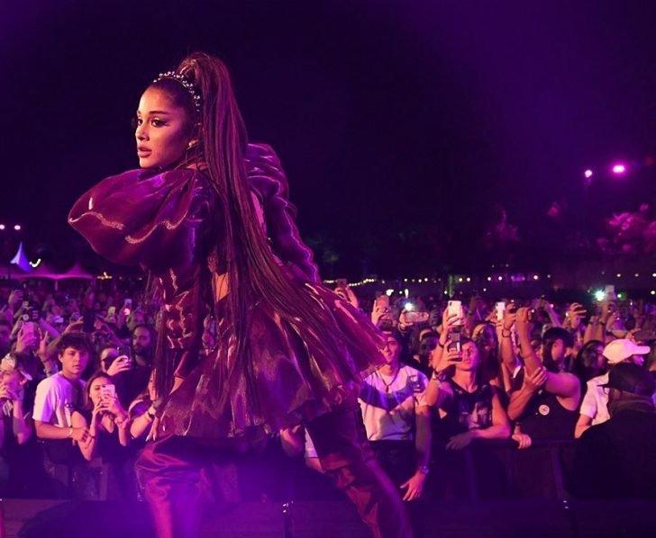 Ariana Grande delivered a mind-blowing performance at Coachella 2019 last April.