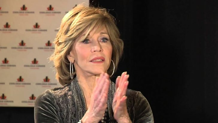 Fonda reveals she knows the horrible feeling of being left behind since she's been married and had a divorce three times.