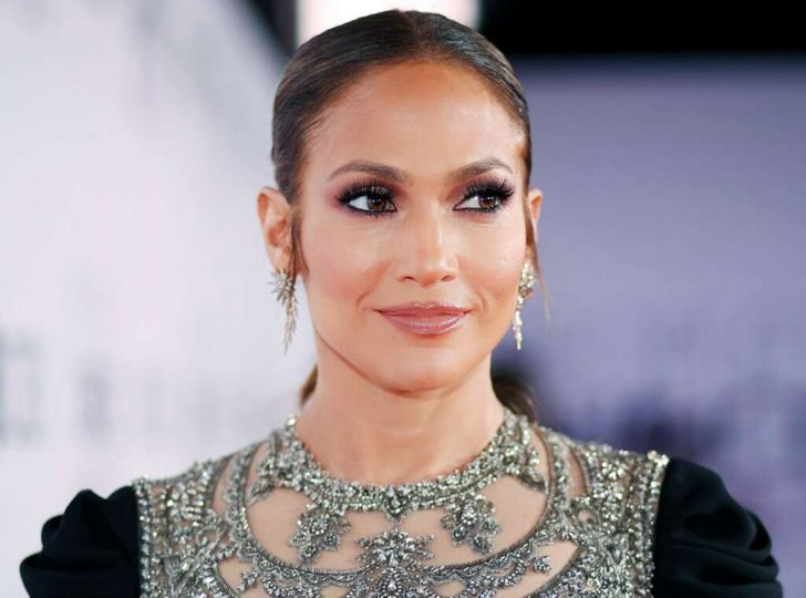J.Lo makes sure to use only the best skin care products for her skin.