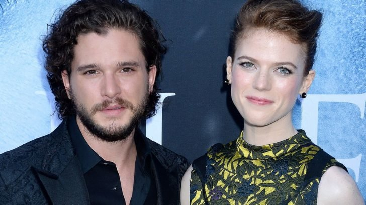 Rose Leslie reveals she supports her husband's decision and she'll be by his side as they work together for his recovery.