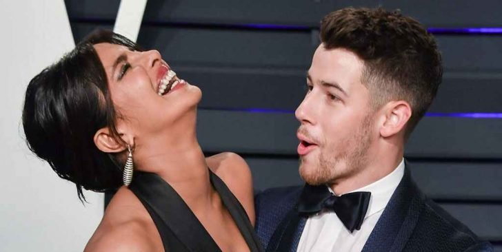 Nick Jonas makes sure to pamper Priyanka and make her happy on their first anniversary despite their hectic schedules.