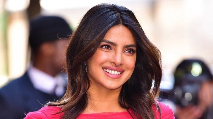 Priyanka Chopra thanked her husband for making her day extra special by celebrating it with Mariah Carey.